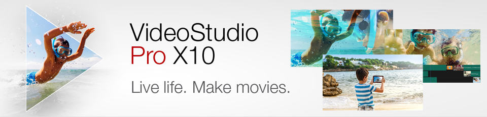 Corel Video Studio X10 Pro