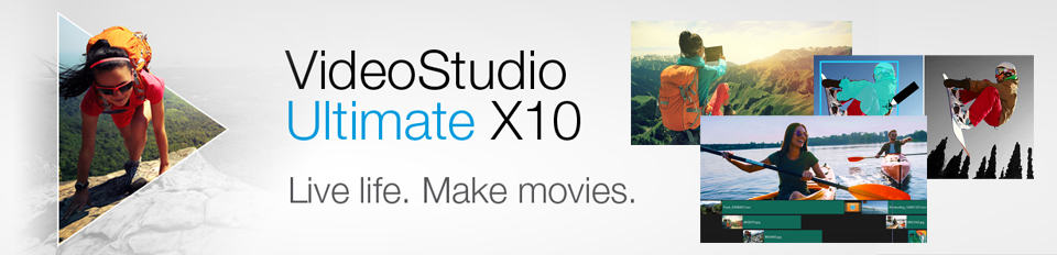 Corel Video Studio X10 Ultimate