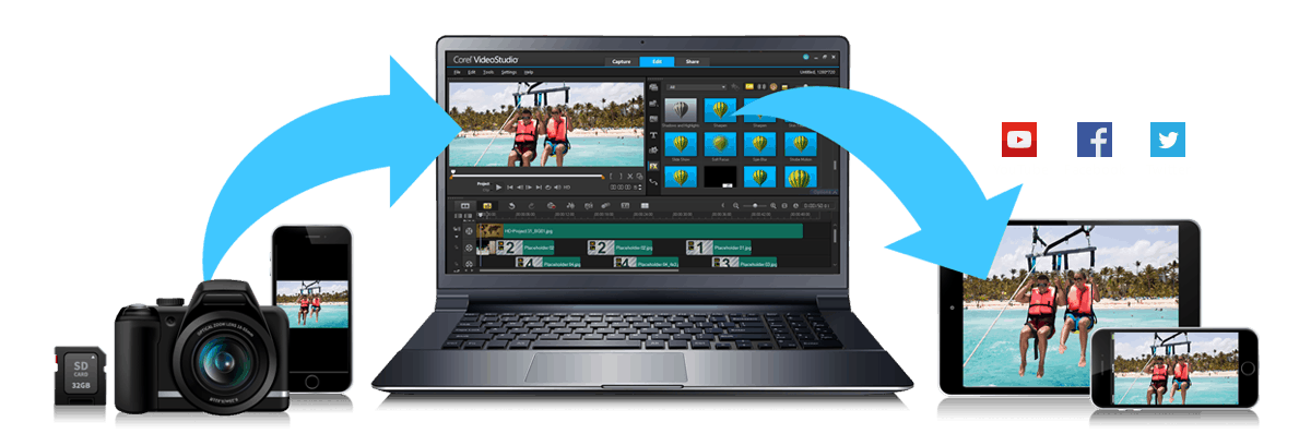 Corel Video Studio X10