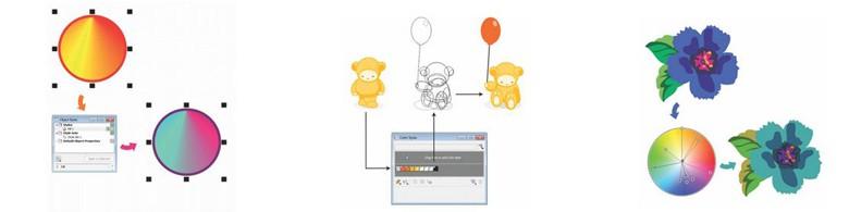 Corel Draw X6 Stylowe projektowanie i kreatywne wprowadzanie pomysłów