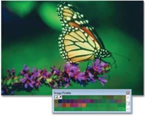 Mechanizm zarządzania kolorami