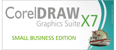 Corel Draw x7 small business edition