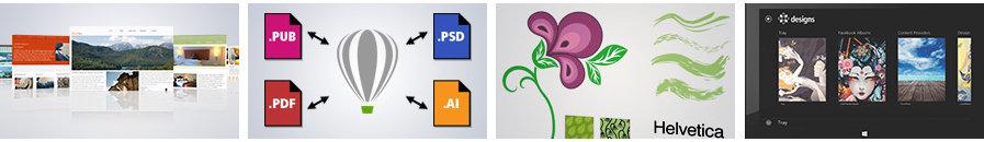 Corel Draw Graphics Suite X7 - Funkcje i ulepszenia