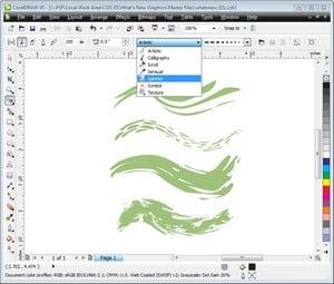 Corel Draw X5 Special Edition łatwa i szybka praca
