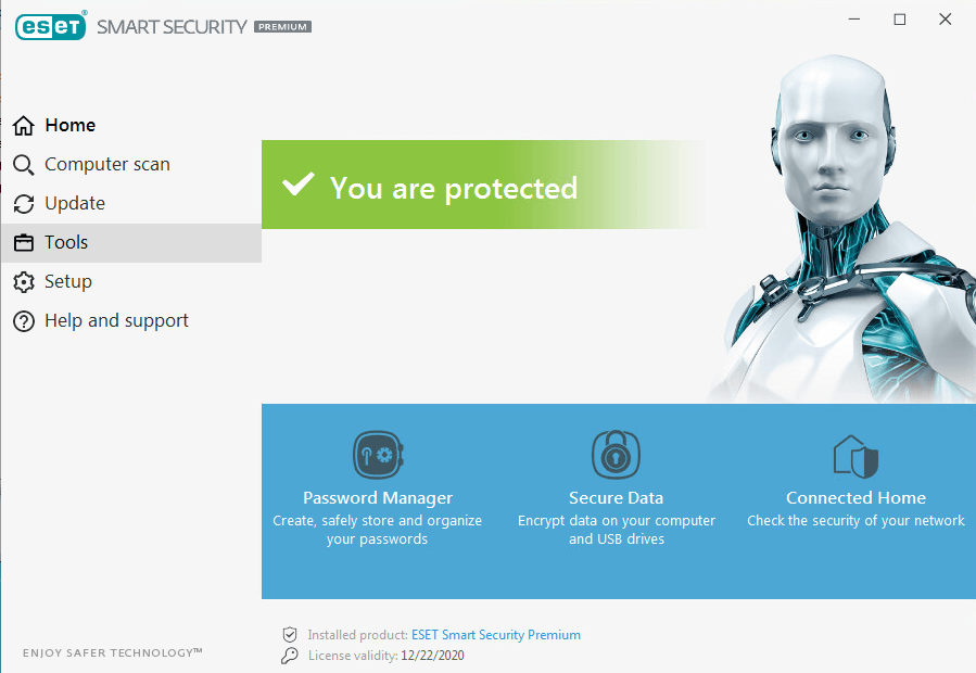 Eset Smart Security premium Home