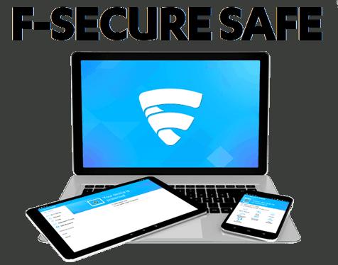 F Secure Safe