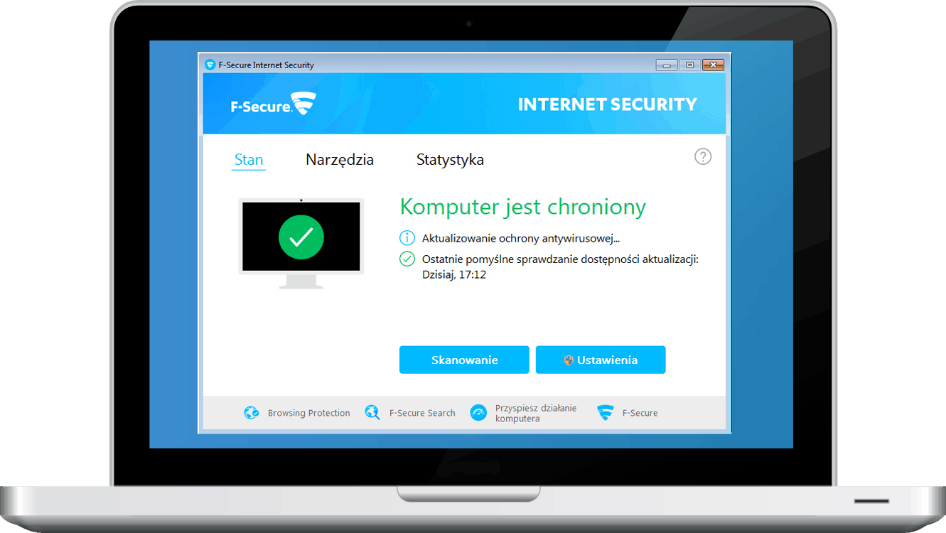 F-Secure Internet Security 2018