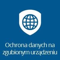 Ochrona danych na zagubionym urządzeniu