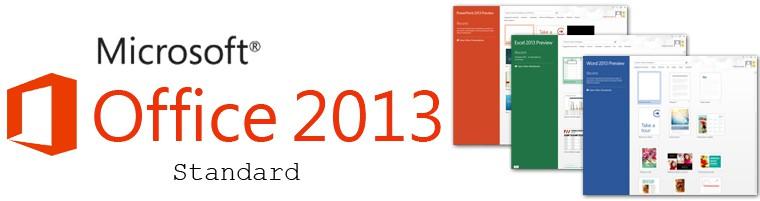 office 2013 standard sp1
