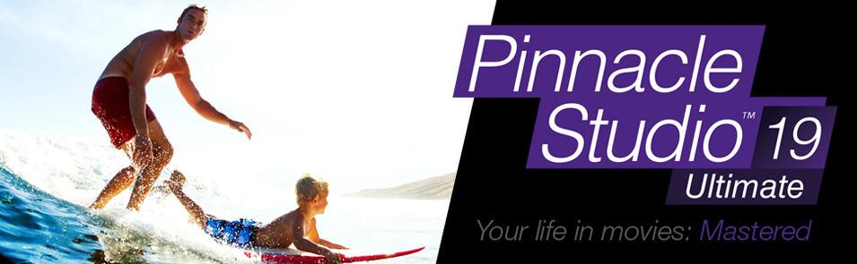 Pinnacle Studio 19 Ultimate