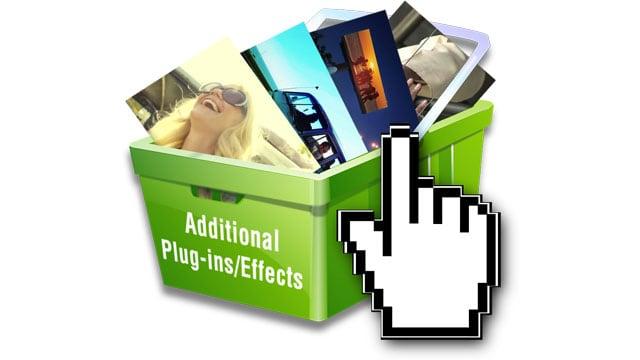 Dodatkowe wtyczki i efekty