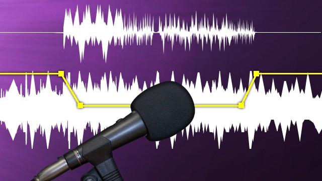 wyciszanie dźwięków tła
