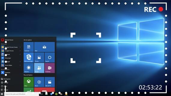 live screen capture