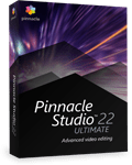 Pinnacle Studio Ultimate 22
